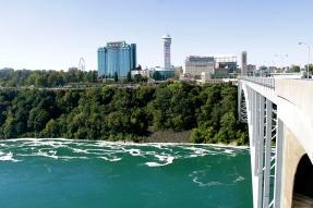 Niagara Falls, NY September 2014