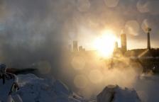 Niagara Falls, NY February 2015
